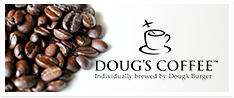 DOUG'S COFFEE